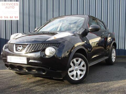 Véhicule Nissan Juke