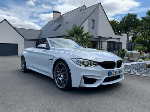 BMW M4 CABRIOLET - PACK COMPETITION M DKG7 M4  450 CH - 64490€