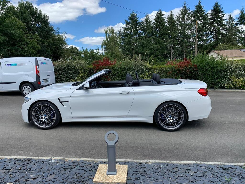 Photo BMW M4 CABRIOLET
