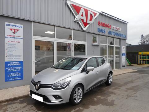RENAULT CLIO 4 - BUSINESS DCI 75 ENERGY - 11700€