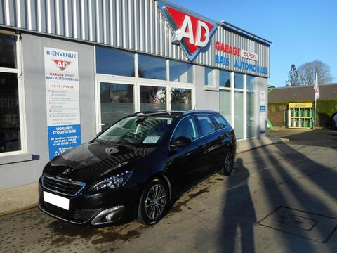 PEUGEOT 308 SW PHASE 2 - ALLURE 1.6 BLUEHDI 120CH S&S EAT6 - 12900€