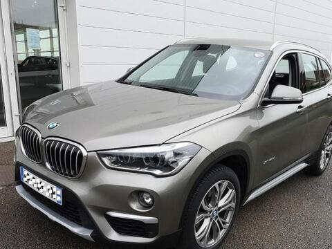 BMW X1 - XLINE X1 XDRIVE 20D 190 CH - 25990€