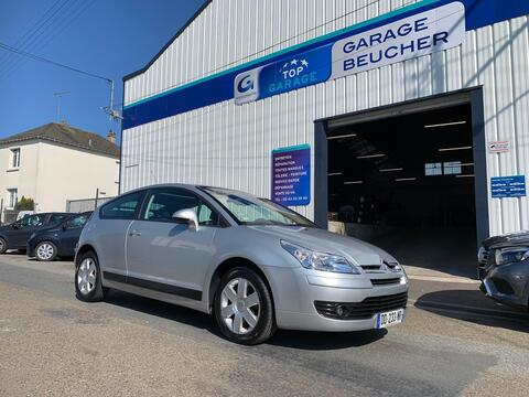 CITROEN C4 - PACK AMBIANCE C4 COUPE HDI 110 FAP - 4990€