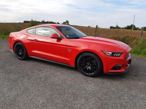 FORD MUSTANG - GT V8 5.0 421 - 49000€