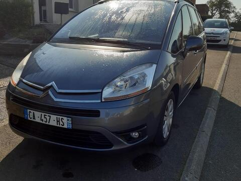 CITROEN GRAND C4 PICASSO - PACK AMBIANCE HDI 110 FAP AIRDREAM - 5490€