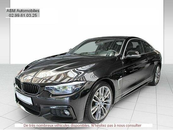 Photo BMW SERIE 4 COUPE