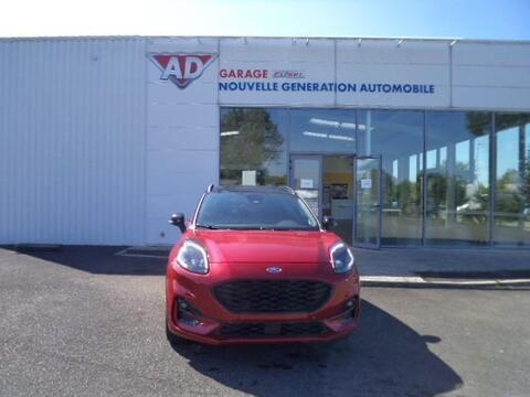 FORD PUMA - ST-LINE 1.0 ECOBOOST 125 CH MHEV S&S DCT7 - 25990€