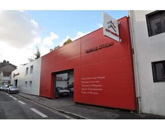 Garage Saint Felix Nantes