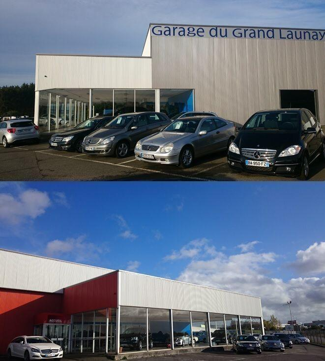 GARAGE DU GRAND LAUNAY - SPECIALISTE MERCEDES MORLAIX (INDEPENDANT)