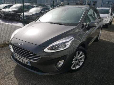 FORD FIESTA - 1.0 ECOBOOST 100CH STOP&START B&O PLAY FIRST EDITION 5P - 12600€