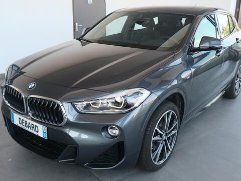 BMW X2 - SDRIVE18DA 150CH M SPORT - 35900€