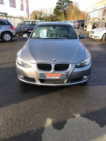 BMW Serie 3 cabriolet (E93) 320D 177CH LUXE