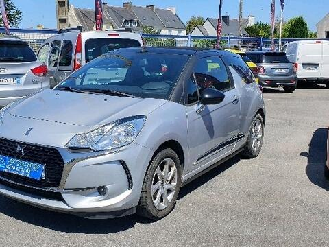 DS DS3 - PURETECH 82CH BE CHIC - 13490€