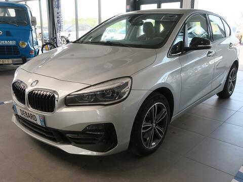 BMW SERIE 2 ACTIVE TOURER - (F45) 218DA 150CH SPORT - 26900€