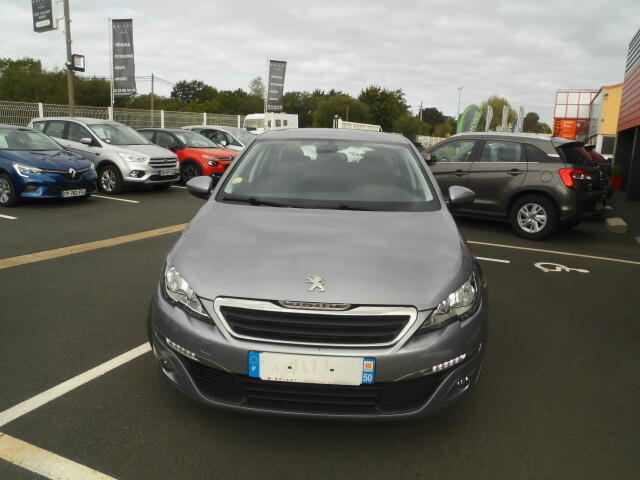 PEUGEOT 308 SW PHASE 2 - 308 SW ACTIVE BUSINESS 1.6 BLUE HDI 120CV - 12700€