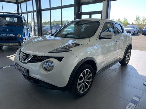 NISSAN JUKE - 1.6 117CH CONNECT EDITION XTRONIC - 12990€