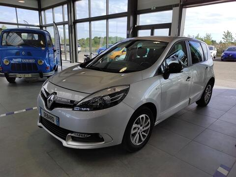 RENAULT SCENIC 3 - 1.5 DCI 110CH ENERGY LIMITED EURO6 2015 - 9990€