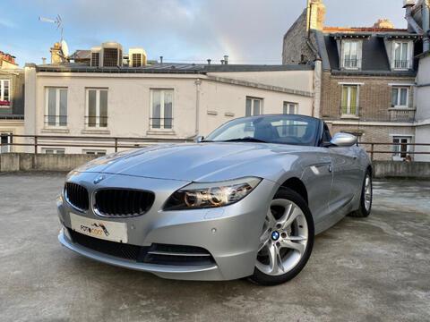 BMW Z4 ROADSTER - (E89) SDRIVE 20I 184CH LOUNGE PLUS - 18900€
