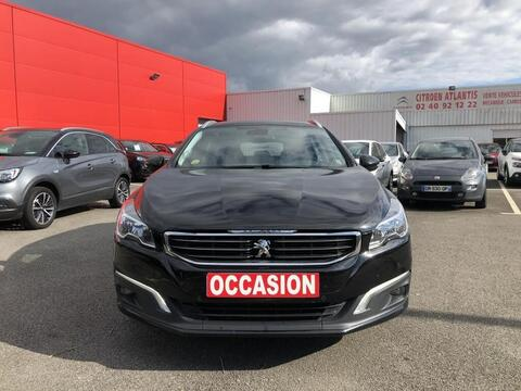 PEUGEOT 508 SW - BUSINESS 1.6 BLUEHDI 120CH S&S EAT6 ACTIVE - 11990€