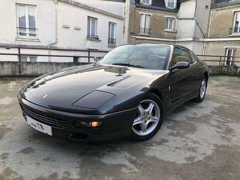 FERRARI 456 - 5.5 GT - 64900€