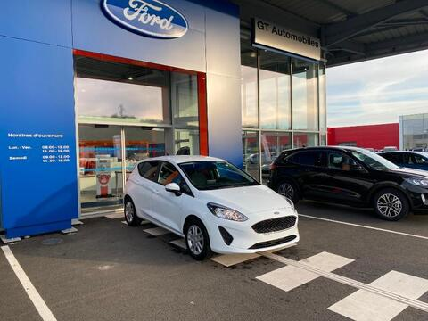 FORD FIESTA - 1.1 75CH COOL & CONNECT 5P - 12800€