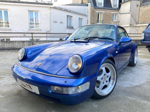 PORSCHE 911 COUPE - (964) CARRERA - 64700€