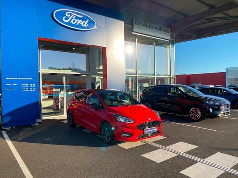 FORD FIESTA - 1.0 ECOBOOST 100CH STOP&START ST-LINE 5P EURO6.2 - 14200€