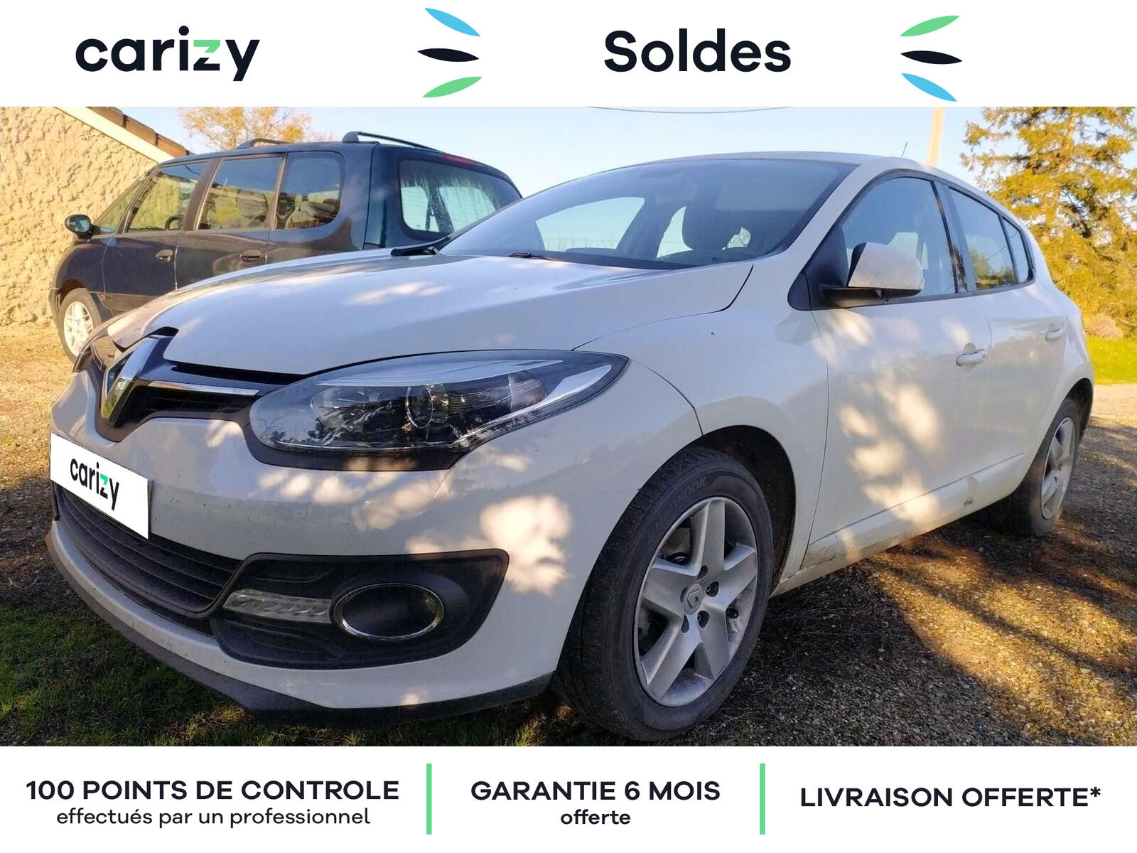 Renault Megane 3 Occasion Ouest France Auto