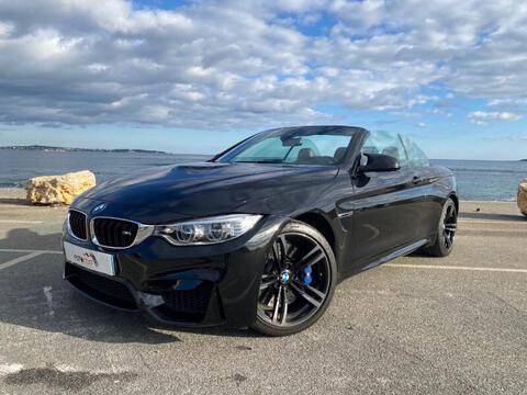 BMW M4 CABRIOLET - (F83) M4 431CH DKG - 54490€