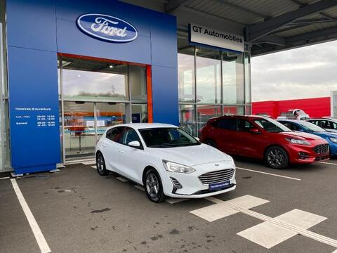FORD FOCUS - 1.0 ECOBOOST 100CH TREND - 14200€