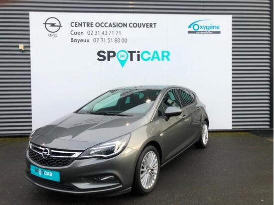 Photo OPEL ASTRA