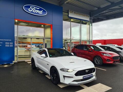 FORD MUSTANG - 5.0 V8 450CH GT - 63300€