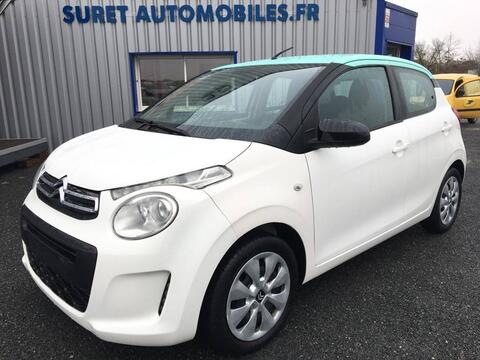 CITROEN C1 - PURETECH 82 BVM FEEL - 8490€