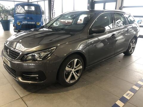 PEUGEOT 308 SW PHASE 2 - 1.5 BLUEHDI 130CH S&S ALLURE EAT8 - 20900€
