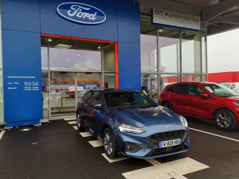 FORD FOCUS - 1.0 ECOBOOST 125CH MHEV ST-LINE - 23800€