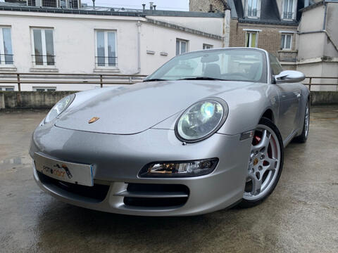 PORSCHE 911 CABRIOLET - (997) CARRERA S - 43700€