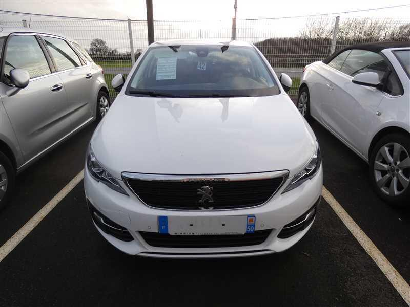 PEUGEOT 308 II PHASE 2 - 308 BUSINESS ACTIVE 1.6 BLUE HDI 100CV - 11700€