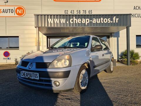 RENAULT CLIO 2 - 1.5 DCI 65CH CONFORT PACK CLIM DYNAMIQUE 5P - 2390€
