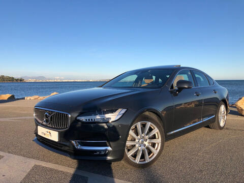 VOLVO S90 - D5 AWD 235CH INSCRIPTION LUXE GEARTRONIC - 29700€