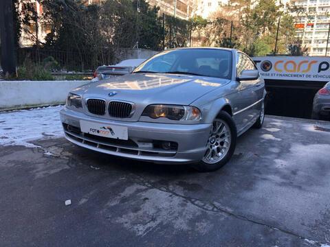 BMW SERIE 3 COUPE - (E46) 320CI 170CH - 8900€