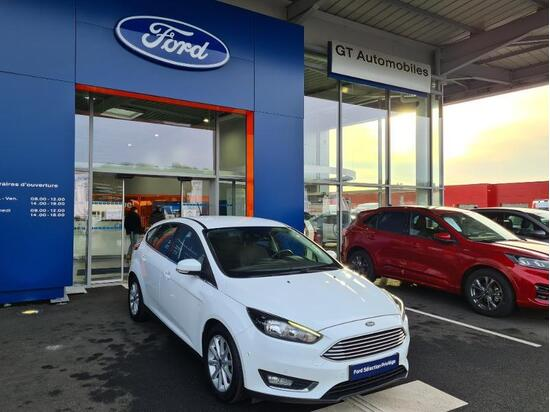 Photo FORD FOCUS