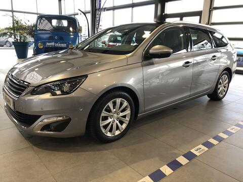 PEUGEOT 308 SW PHASE 2 - 1.6 BLUEHDI 120CH ALLURE S&S EAT6 - 13490€