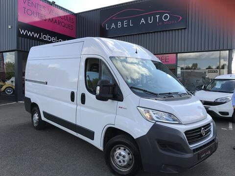 FIAT DUCATO - 3.3 MH2 2.3 MULTIJET 130CH PACK PROFESSIONAL - 17868€