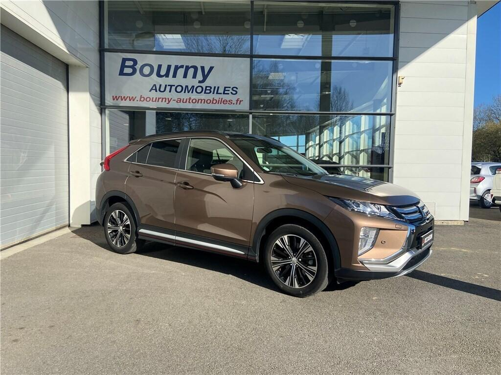 Mitsubishi Eclipse Cross Eclipse Cross 1.5 T-MIVEC 163 CVT 2WD Instyle