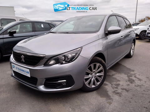 PEUGEOT 308 SW PHASE 2 - BLUEHDI 130CH S&S EAT8 STYLE - 16390€