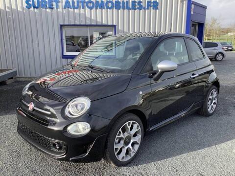 FIAT 500 - 1.0 70CH BSG ROCKSTAR - 13490€