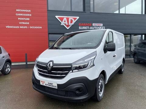 RENAULT TRAFIC COMBI - NV CA CF L1H1 1000 DCI 120 S&S 19600HT - 23490€