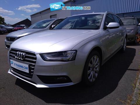 AUDI A4 AVANT - V6 3.0 TDI 245 QUATTRO BUSINESS LINE - 17990€