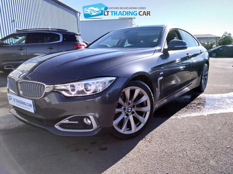 BMW SERIE 4 GRAND COUPE - GRAN COUPE 430D 258 CH MODERN A - 29990€