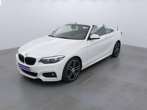 BMW SERIE 2 - 150CH BVA M SPORT - 34980€